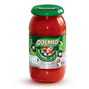 Dolmio Bolognese Chunky Mushroom Sauce 500g