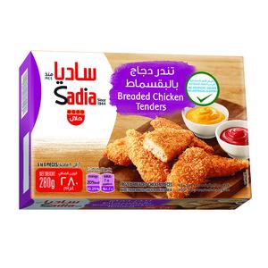 Sadia Breaded Chicken Fillets 280g