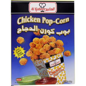Al Kabeer Chicken Popcorn 400g