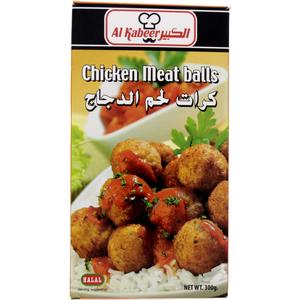 Al Kabeer Meat Balls Chicken 300g