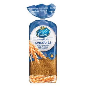 Lusine Bread Sliced Multi Grain 600g