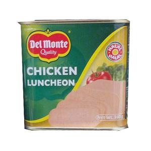 Del Monte Chicken Luncheon Meat 340g
