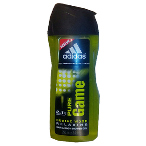 Adidas Pure Game Shower Gel 250ml