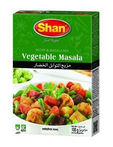Shan Vegetable Masala 100g