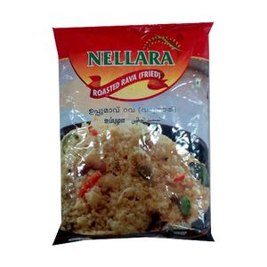 Nellara Roasted Rava(fried) 1kg