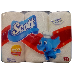Scott Kitchen Rolls 6rolls
