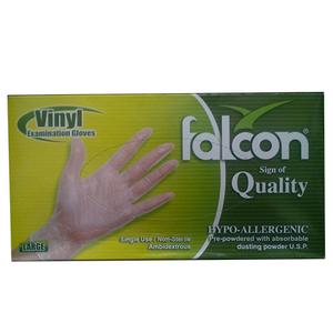 Falcon Examination Gloves 100 per pkt