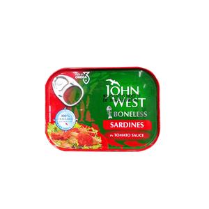 John West Boneless Sardines 95g