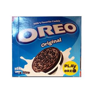 Nabisco Oreo Biscuits Classic 16x38g