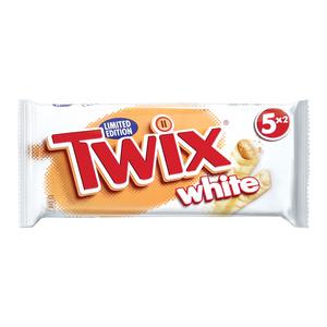 Twix White Chocolate Bar Multipack 5x46g