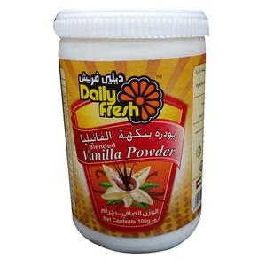 Daily Fresh Vanilla Powder 100g