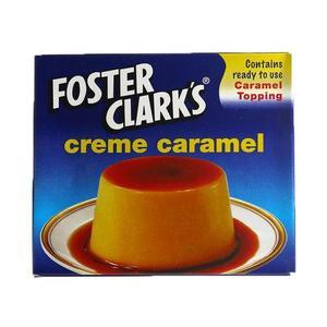 Foster Clark's Crème Caramel Powder 71g