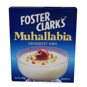 Foster Clarks Mulhallabia Mix 85g