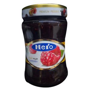 Hero Raspberry Preserves 340g