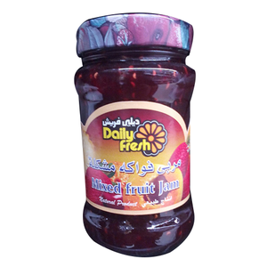 Daily Fresh Mixed Fruit Jam 450g