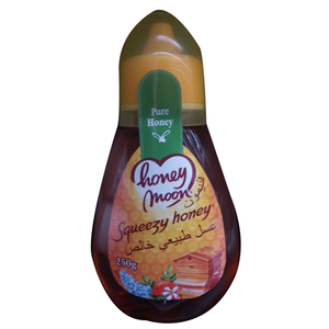 Honeymoon Squeezey Honey 250gm