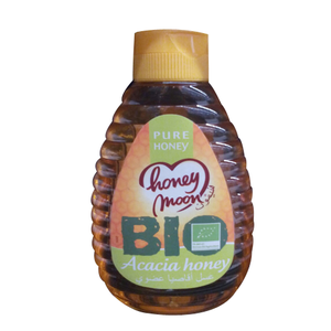 Honey Moon BIO Acacia Honey 250g