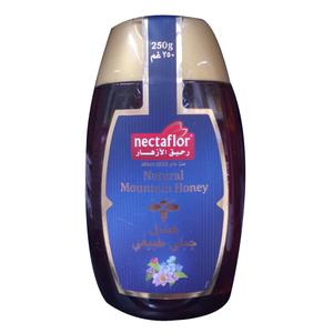 Nectaflor Natural Mountain Honey 250g