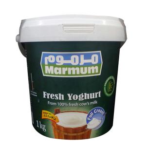 Marmum Fresh Full Cream Yoghurt 1kg