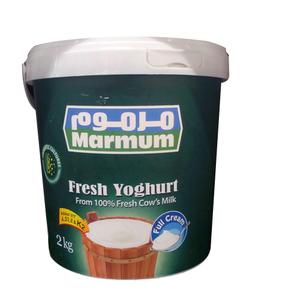 Marmum Fresh Full Cream Yoghurt 2kg