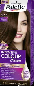 Palette Intensive Color Cream 3 65 Dark Chocolate 1pcs