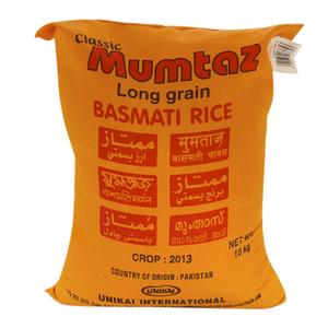 Classic Mumtaz Basmati RIce 10kg