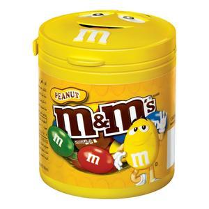M&M's Peanut Chocolate Canister 100g
