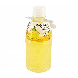 Mogu Mogu Pineapple Juice with Nata De Coco 320ml