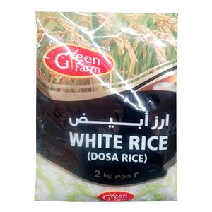 Green Farm White Rice (Dosa Rice) 2kg