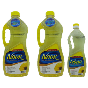 Noor Pure Sunflower Oil 2x1.8L + 750ml