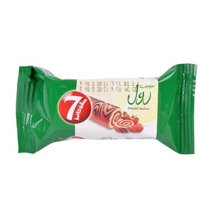7days Swiss Roll Strawberry 20g