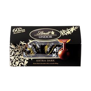Lindt Lindor Extra Dark Chocolate 52g