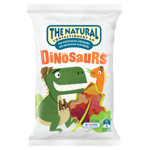 The Natural Confectionary Company Jelly Dinosaurs 260g