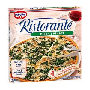 Dr Oetker Ristorante Spinach 390gm