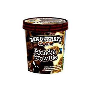 Ben&Jerry Blondie Brownie 500ml