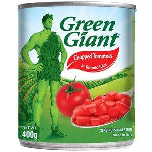 Green Giant Chopped Tomatoes 400g