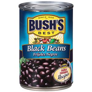 Bush's Black Beans 15 oz