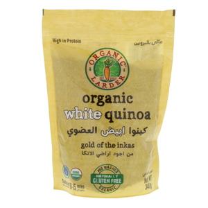 Organic Larder White Quinoa 340g