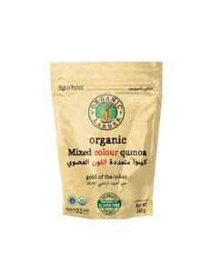 Organic Larder Mixed Colour Quinoa 340g