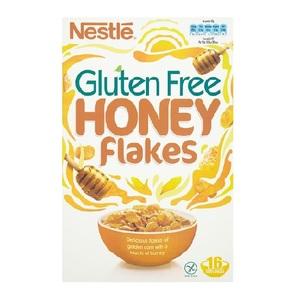 Nestle Honey Flakes Gluten Free 500g