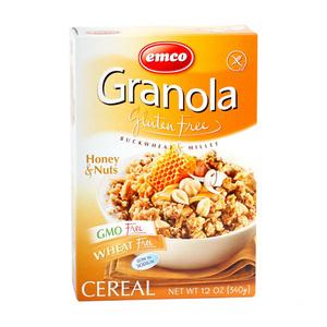 Garnola Honey And Nuts 340g