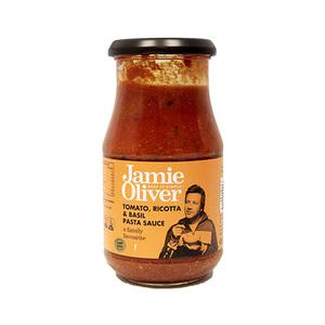 Jamie Oliver Tomato Ricota Basil 400gm