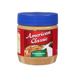 American Classic Peanut Butter Crunchy 340g