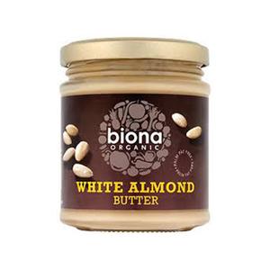 Biona Organic White Almond Butter 170 gm