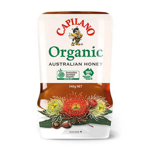 Capilano Honey Organic 340gm