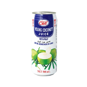 Ice Cool Young Coconut Juice 500ml
