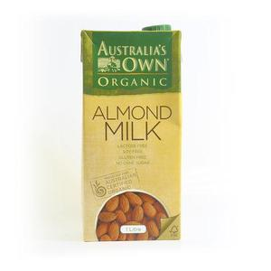 Australia's Own Organic Almond Milk 1L
