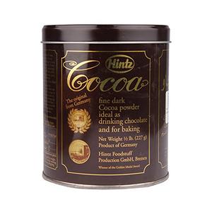 Hintz Cocoa Powder Tin 227gm