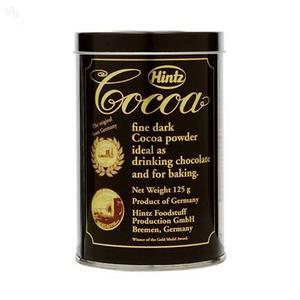 Hintz Cocoa Powder Tin 125gm