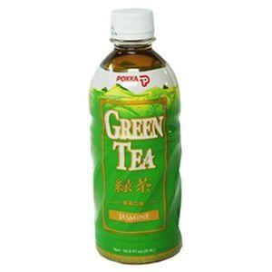 POKKA GREEN TEA JASMINE 500ml